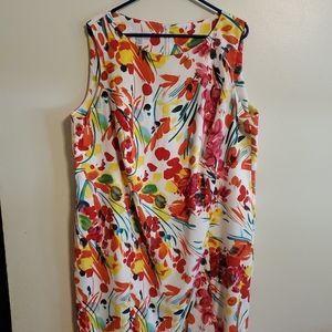 🌻Dressbarn   Colorful Dress